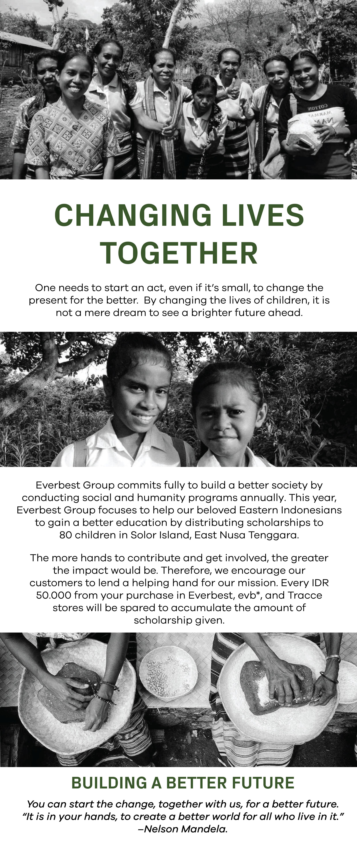 Everbest Changing Lives Together